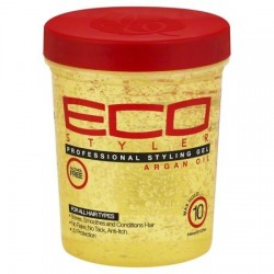 ECO STYLER - GEL ARGAN OIL 32OZ
