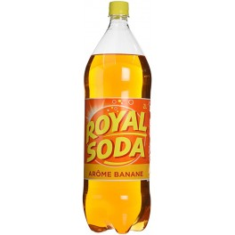 SODA ROYAL - BANANE 2L x6