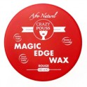 AFRO NATUREL CRAZY POUSS - MAGIC EDGE WAX ROUGE 150 ML