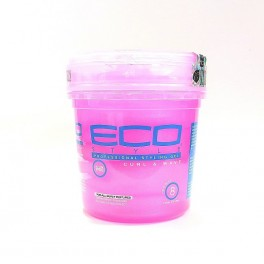 ECO STYLER - STYLING GEL CURL & WAVE PINK 235 ML