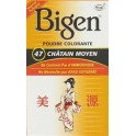 BIGEN COLOR 47 CHATAIN MOYEN